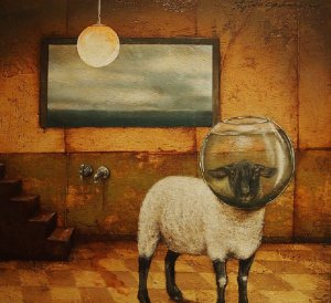 Irish Water Sheep
