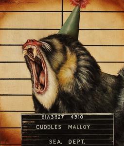 Cuddles Malloy (MugshotSeries)