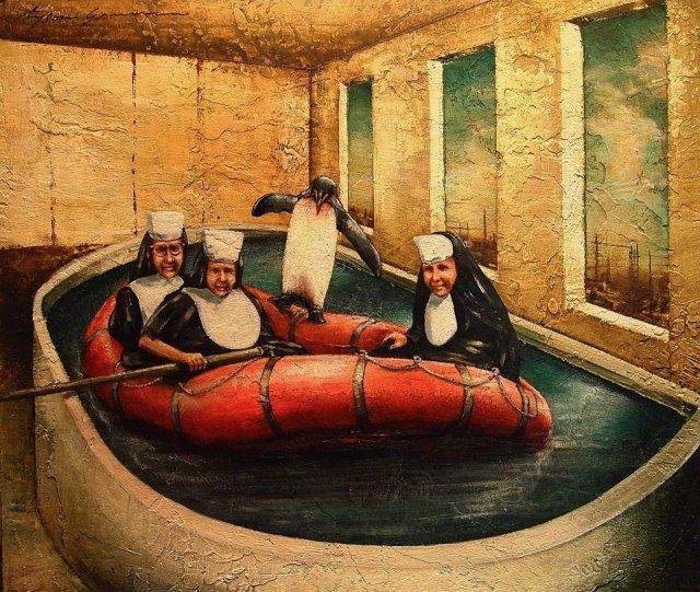 NRA: Nun RaftingAssociation