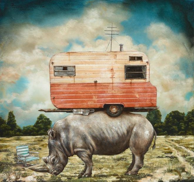 Camperback Rhino