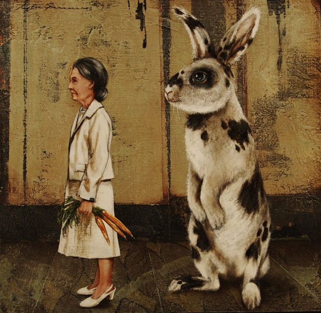 The Hare Behind the Heir