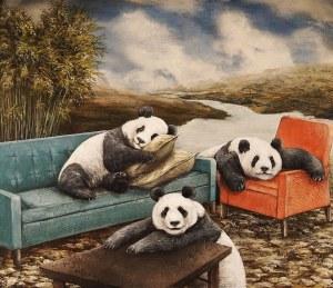 Panda Slacking
