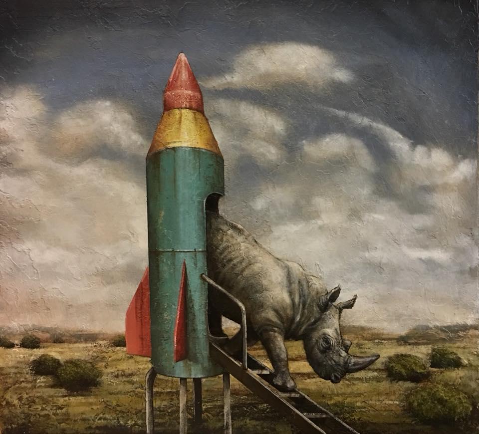 Rocket Rhino